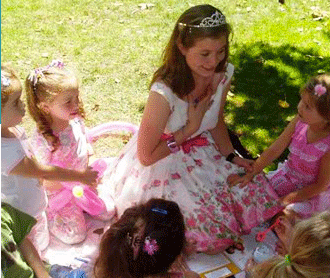 Princess, community events, fairies, fairytales, fairy, parties, princess party, birthday parties, party ideas, Silly Sally, spa, entertainment