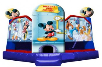 Inflatable Rides & Jumpers