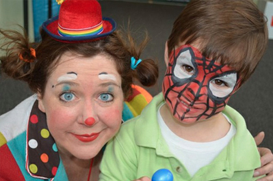 Silly Sally's entertainment, kid parties for ages 1 to 101, children birthday, corporate events, bright fun entertainers, boston,