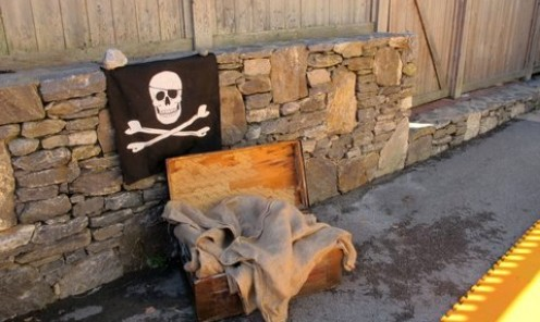 Pirate Theme Party Decoration
