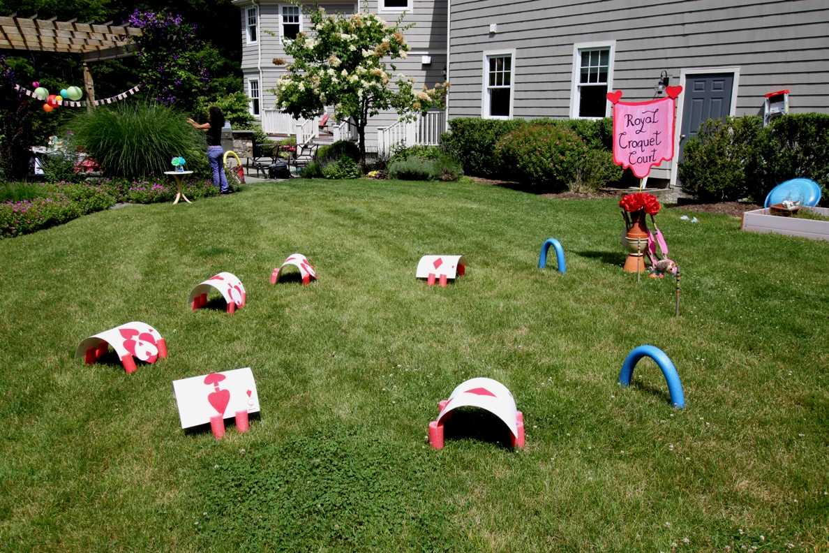 Royal Croquet Court Kids Party Entertainers Amp Event Planning